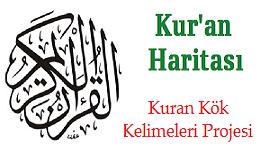 Kur'an Haritası - Kuran Kök Kelimeleri Projesi